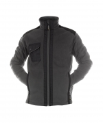 DASSY FLEECE CROFT PES 28 GREY/BLACK MAAT L