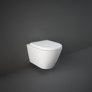 RAK RESORT RIMLESS TOILET WIT