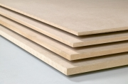 MDF PLAAT 1220MM X 2440MM X 4MM