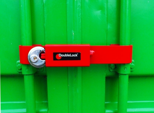 CONTAINER LOCK JUN.RED 080-150