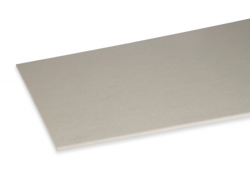 PLAFOND GIPSPLAAT 600 X 4800 X 9,5MM RK